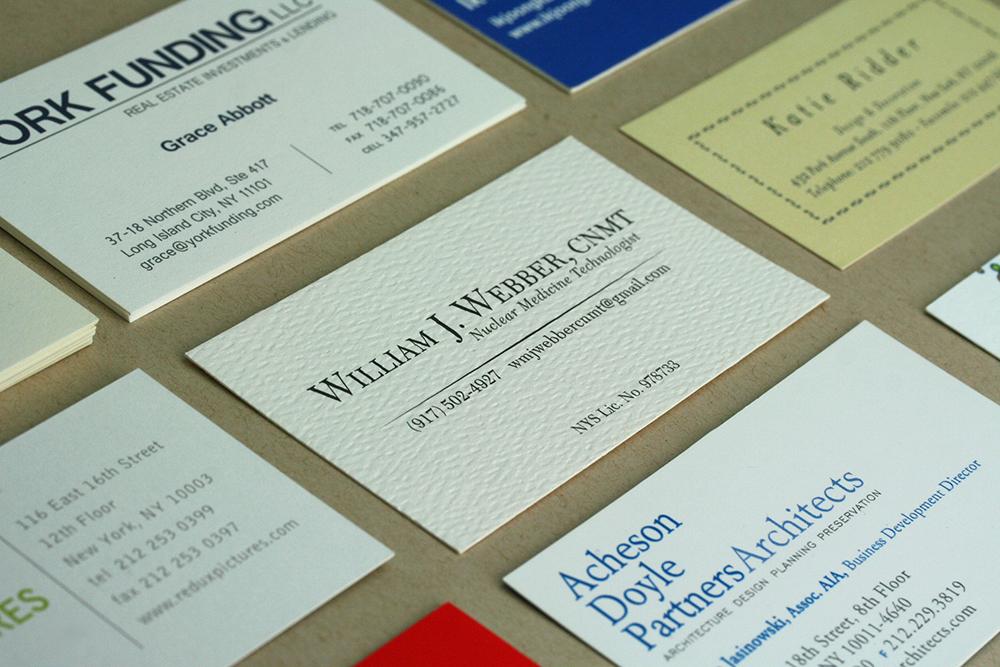 Clean Business Card Design – Frank M. Kiernan – Design Print Write ...